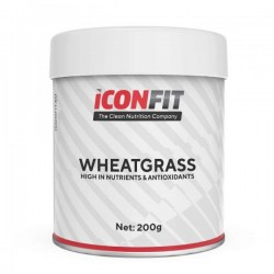 ICONFIT Wheatgrass Powder (200g)