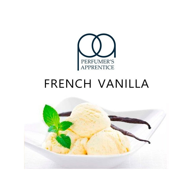 TPA French Vanilla Deluxe