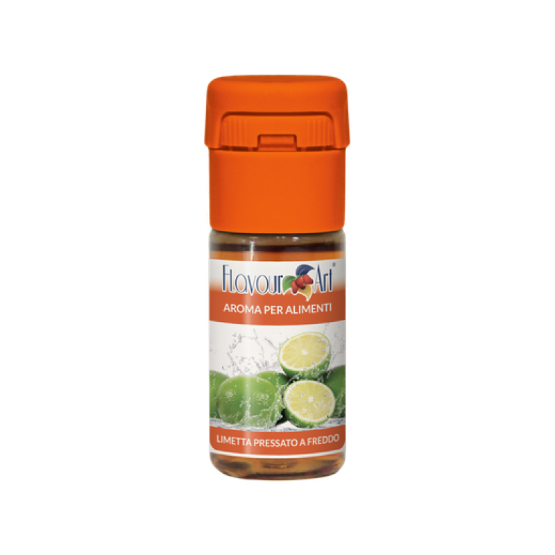 Flavour Art Lime (Tahity Cold Pressed)
