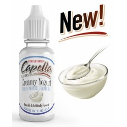 Capella Creamy Yogurt Aroma 13ml