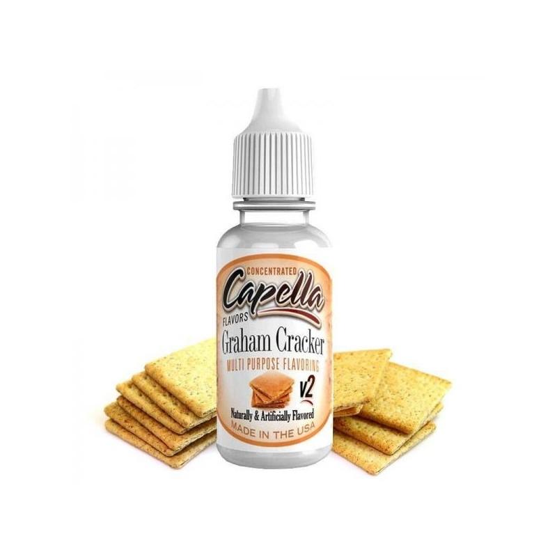 Capella Graham Cracker V2 13ml