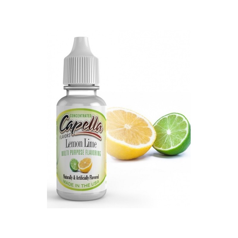 Capella Lemon Lime 13ml