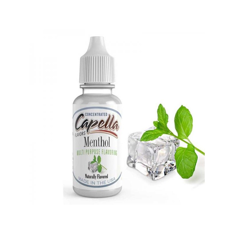 Capella Menthol 13ml